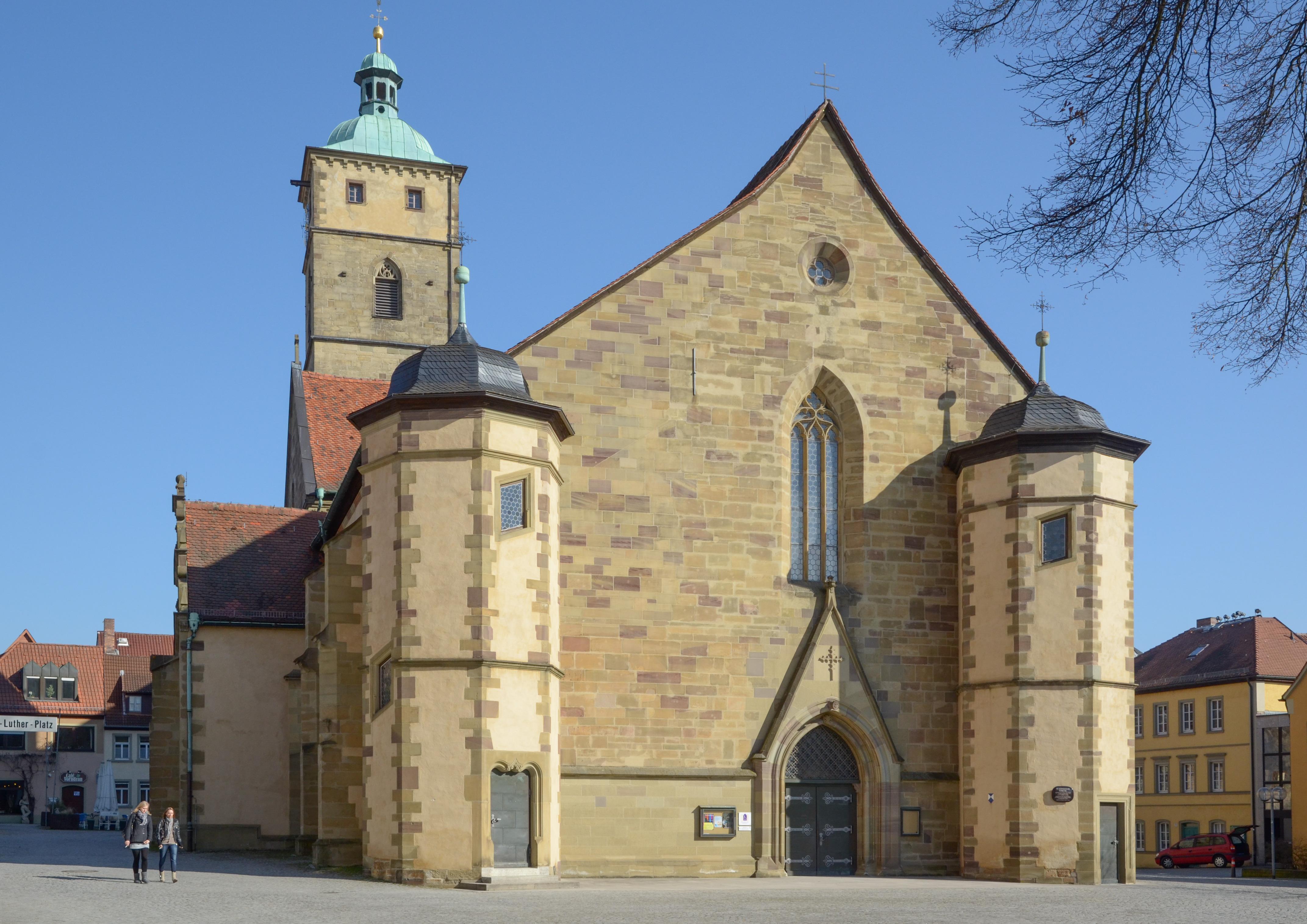 Gottesdienste Schweinfurt